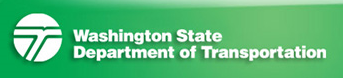 Washington Dept of Transportation logo