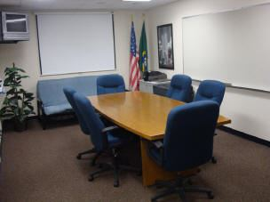 EOC conference room